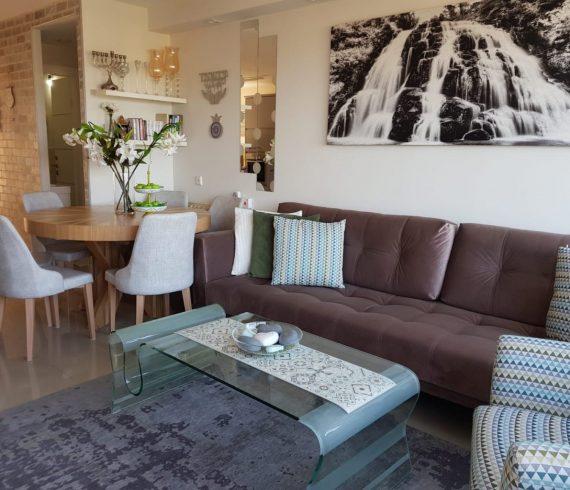 למכירה בבלעדיות דירת גן באזור המערבי  בנימינה נכס 113